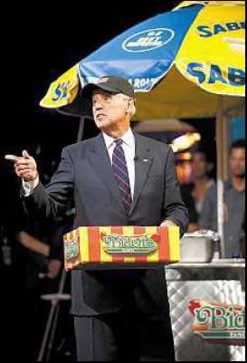 Biden Hotdog