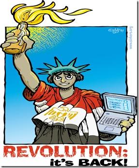 REVOLUTION IS BACK