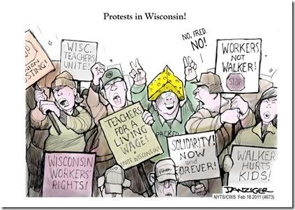 WisconsinProtests