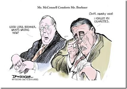 Boehner Weeps